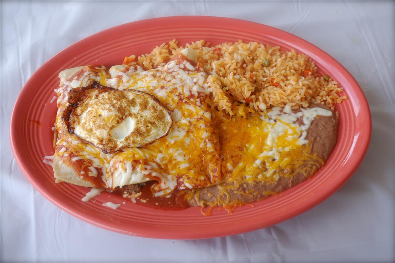 Southwest Enchiladas
