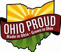 Ohio Proud. Made in Ohio. Grown in Ohio.