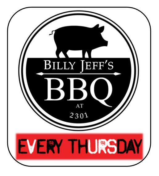 Try our pop up BBQ every thursday