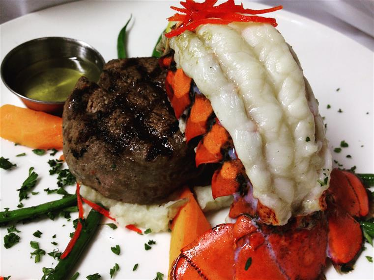 Filet & Lobster Tail