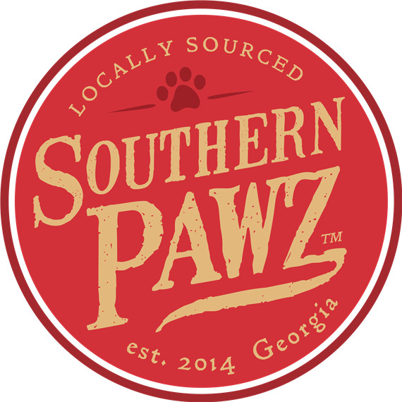 Southern Pawz. Locally sourced. Established 2014, Georgia