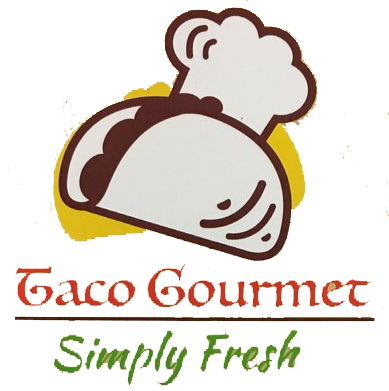taco gourmt. simply fresh