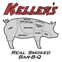 keller's real smoked bar-b-q