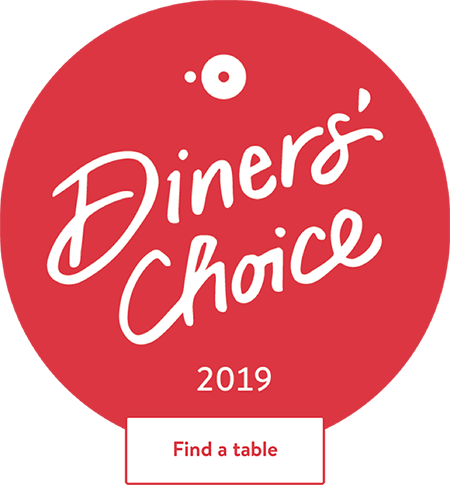DINER'S CHOICE 2019 FIND A TABLE