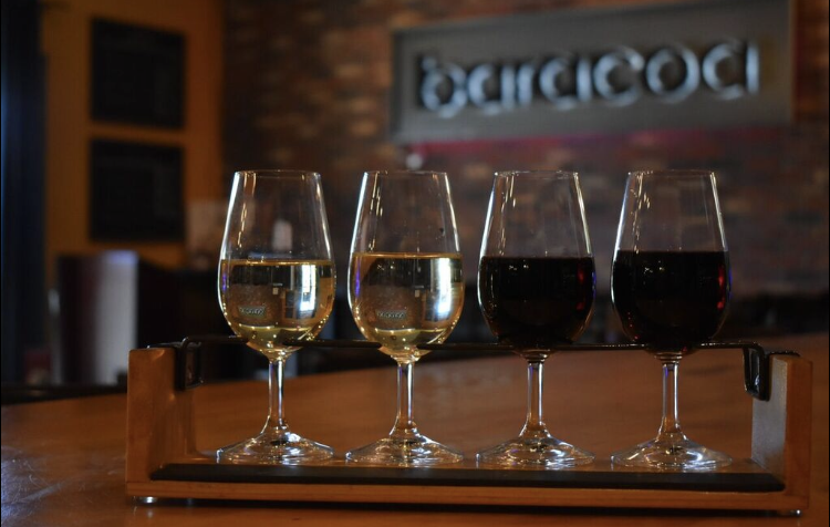 Baracoa Wine Flights