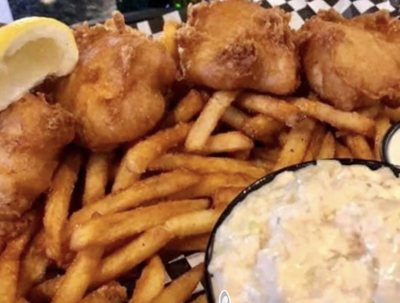 Friday $11 Fish-N-Chips Special