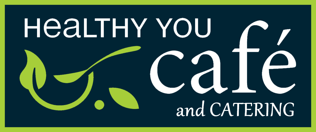 hralthy you cafe and catering logo