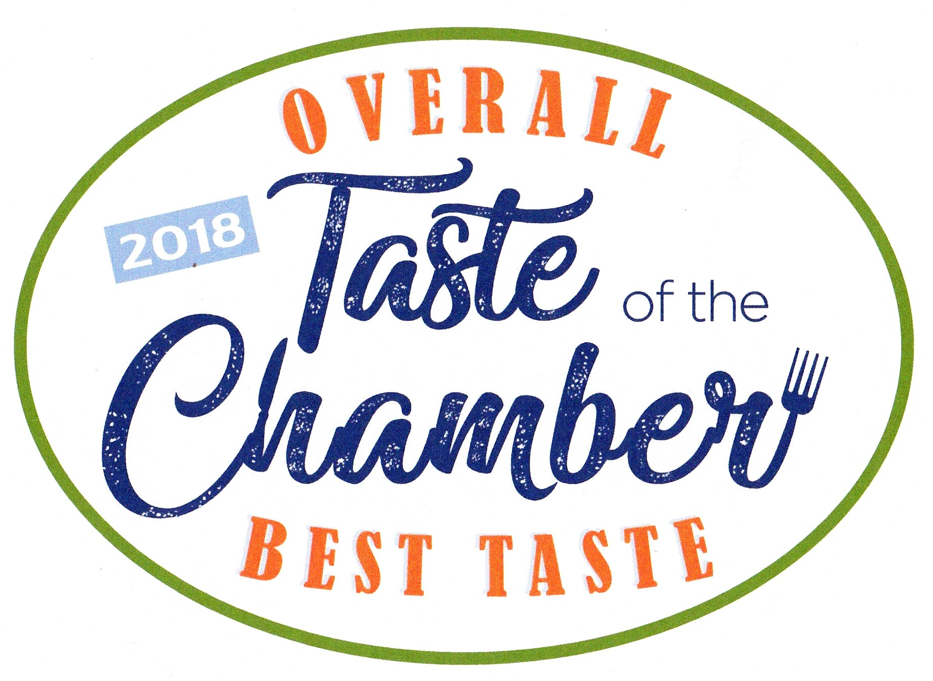 overall 2018 taste of the chamber best taste