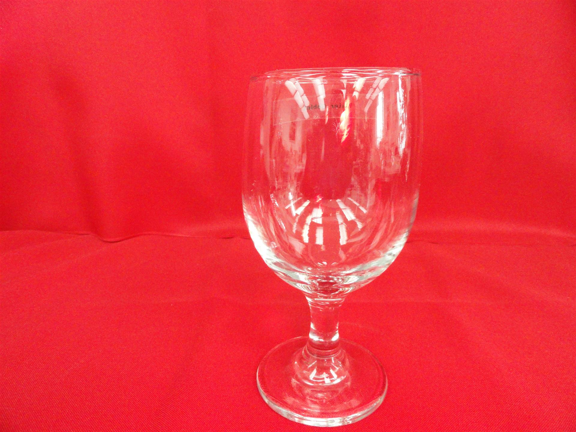 12oz Water Goblet