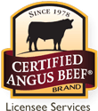 Certified Angus Beef brand. Since 1978.