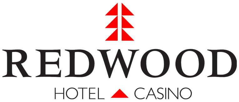 Redwood Hotel and Casino logo