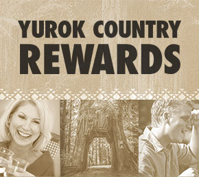 Yurok County Rewards