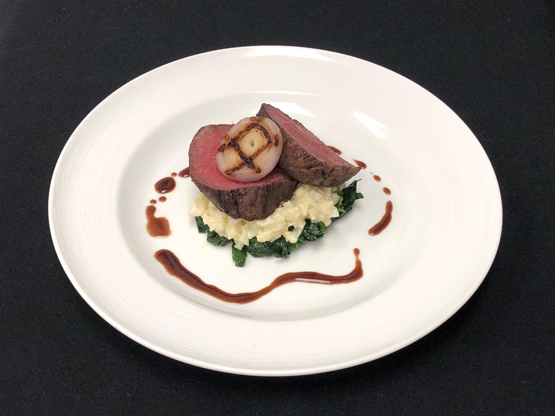 Sliced Chateaubriand