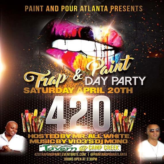 Trap & Paint 420 Edition