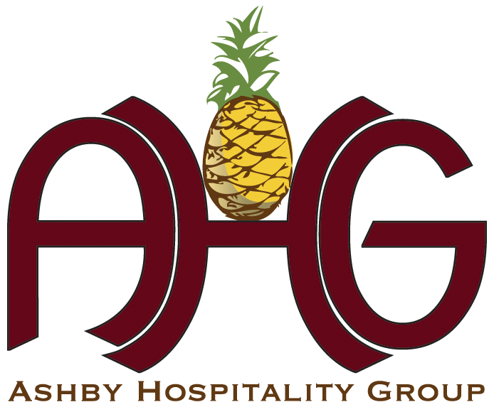 A H G. Ashby Hospitality Group.