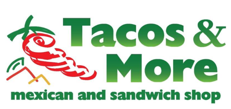 Tacos & More. Mexican and sandwich shop.