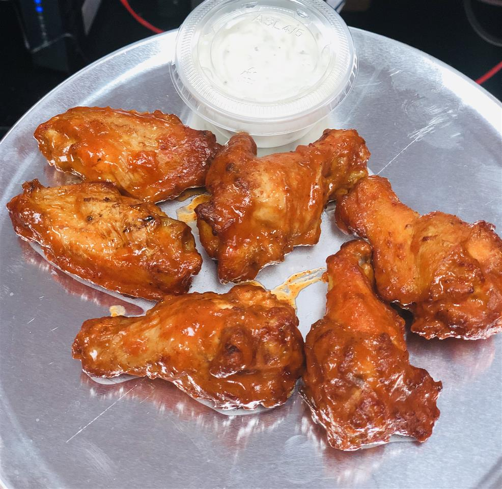 Wings (Oven baked)