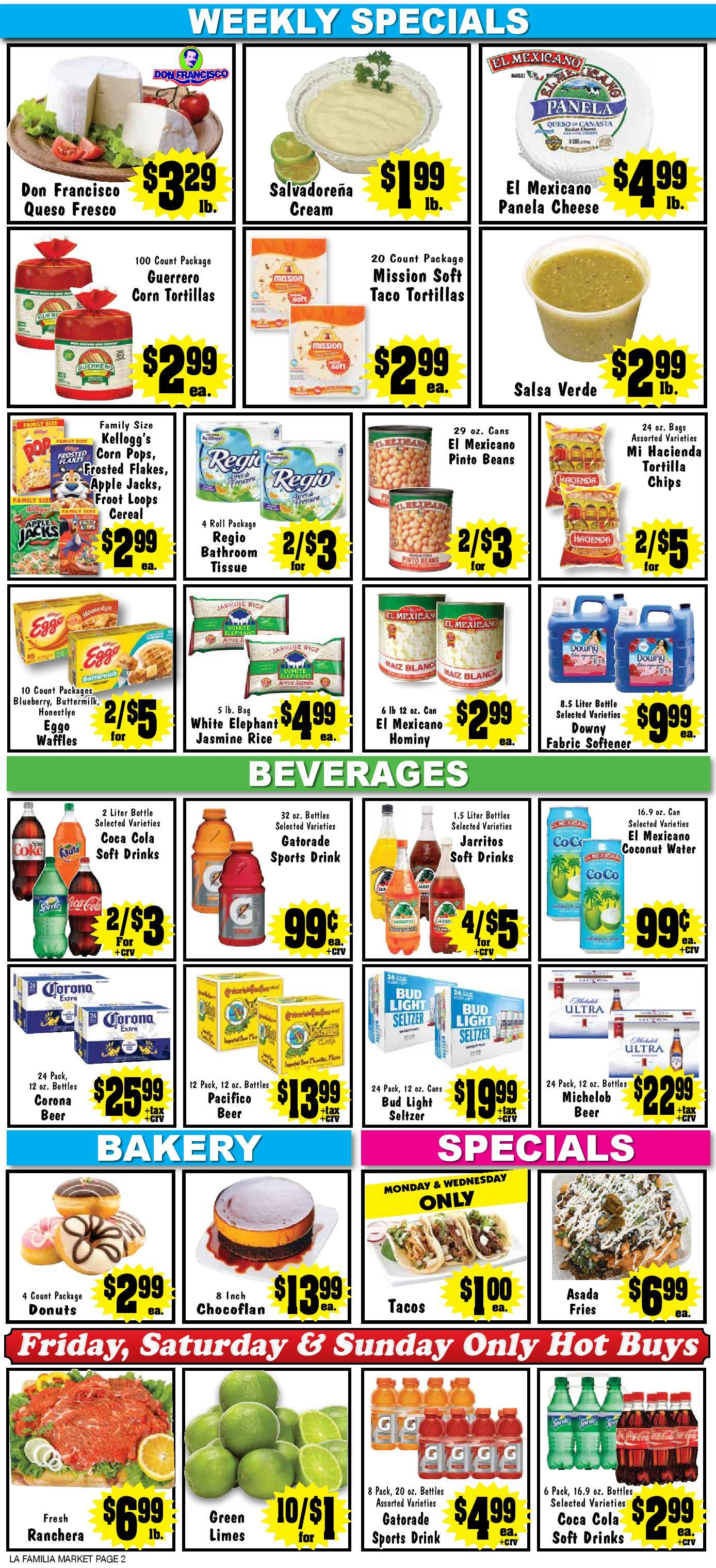 weekly specials page 2