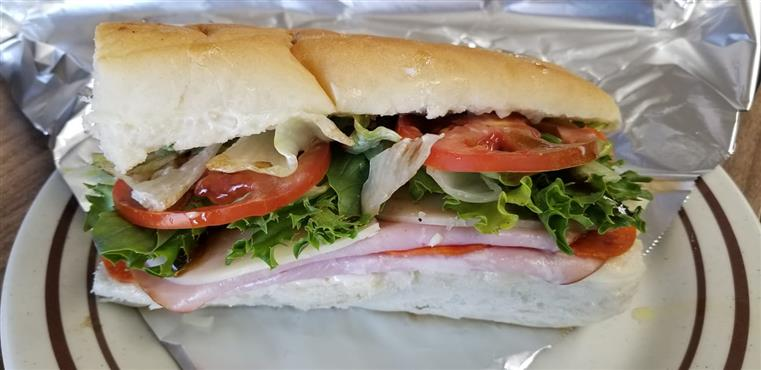 Little Italy Cold Cut Sub