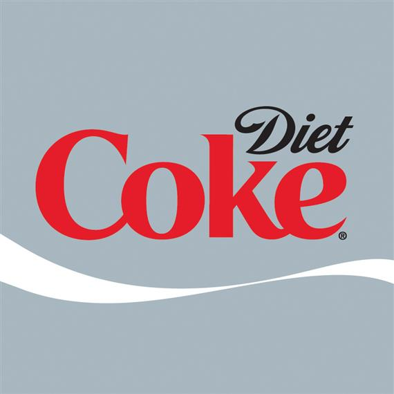 diet coke logo