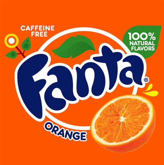 fanta orange logo