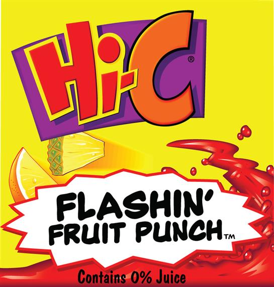 hi-c fruit punch logo