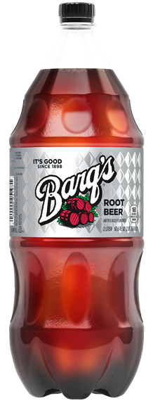 barq root beer 2liters bottle