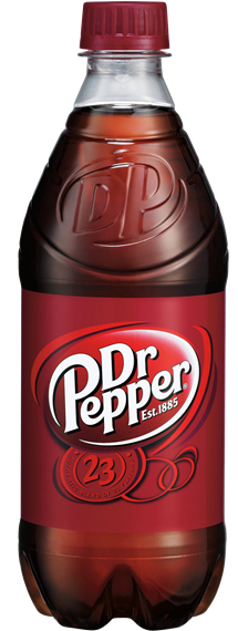 dr. pepper 20 ml bottle