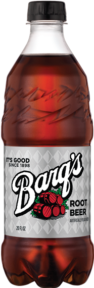 barq root beer 20 ml bottle