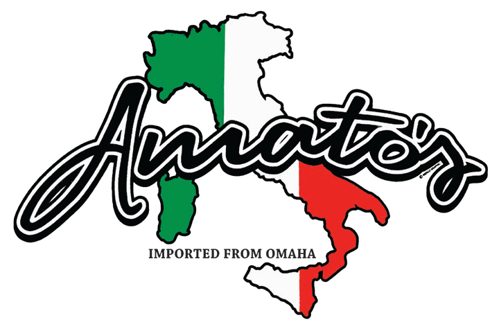 Amato's. Imported from Omaha.