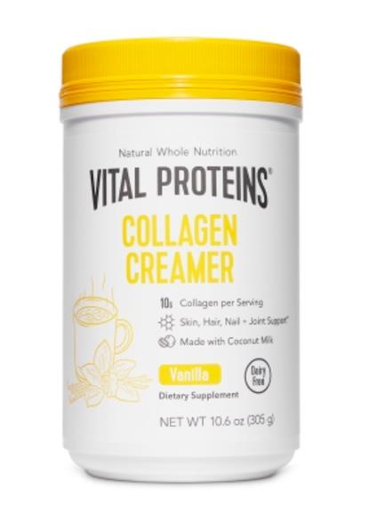 Collagen Protein Creamer – Vanilla display