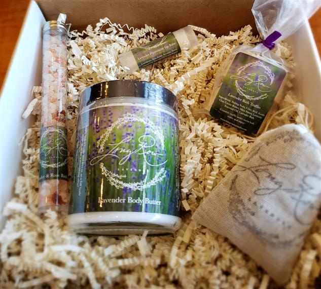 Spa box for package