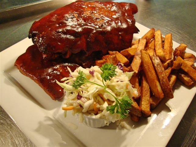 Kansas City Back Ribs