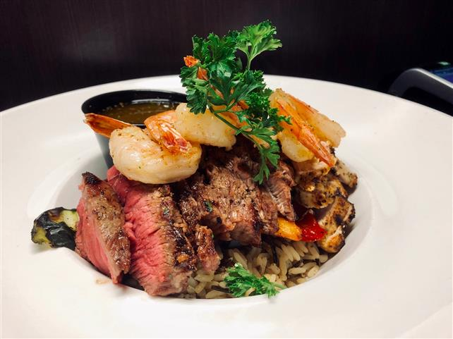 Watermark Mixed Grill