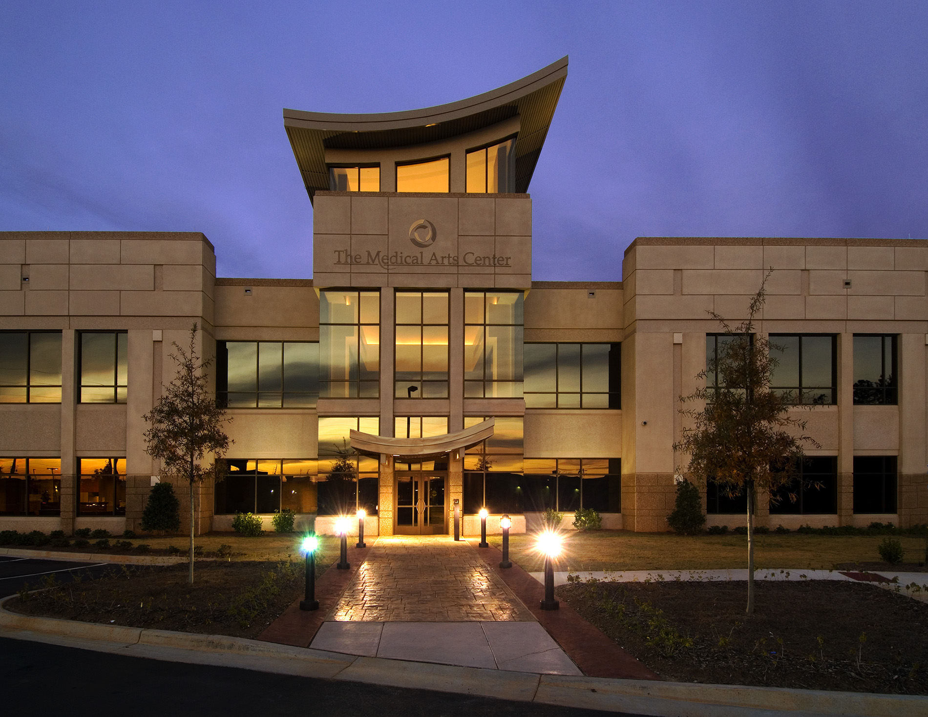RKR Medical Arts Center, Athens, GA