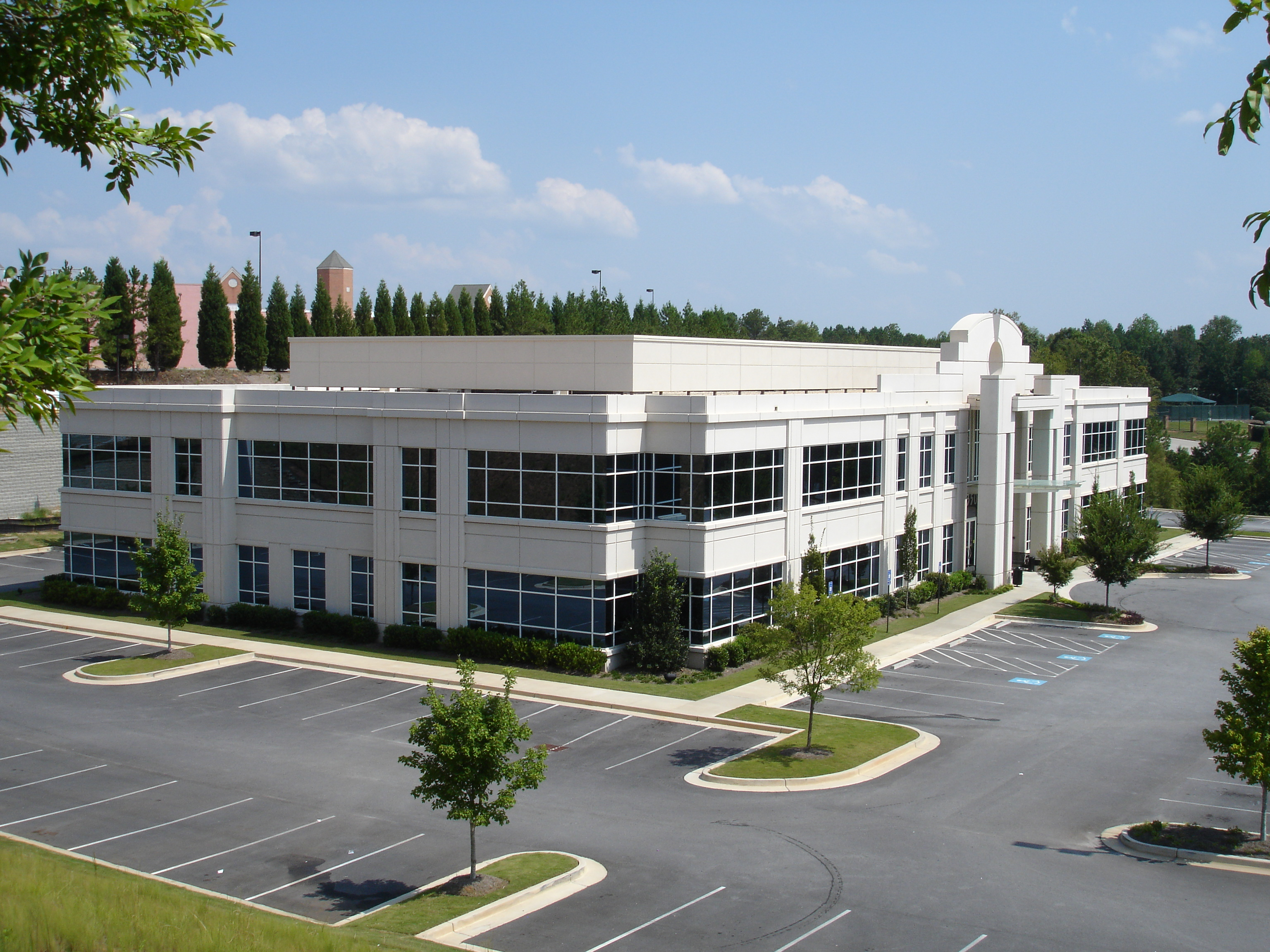 Ultima Medical Office Building at Eagles Landing, Stockbridge, GA