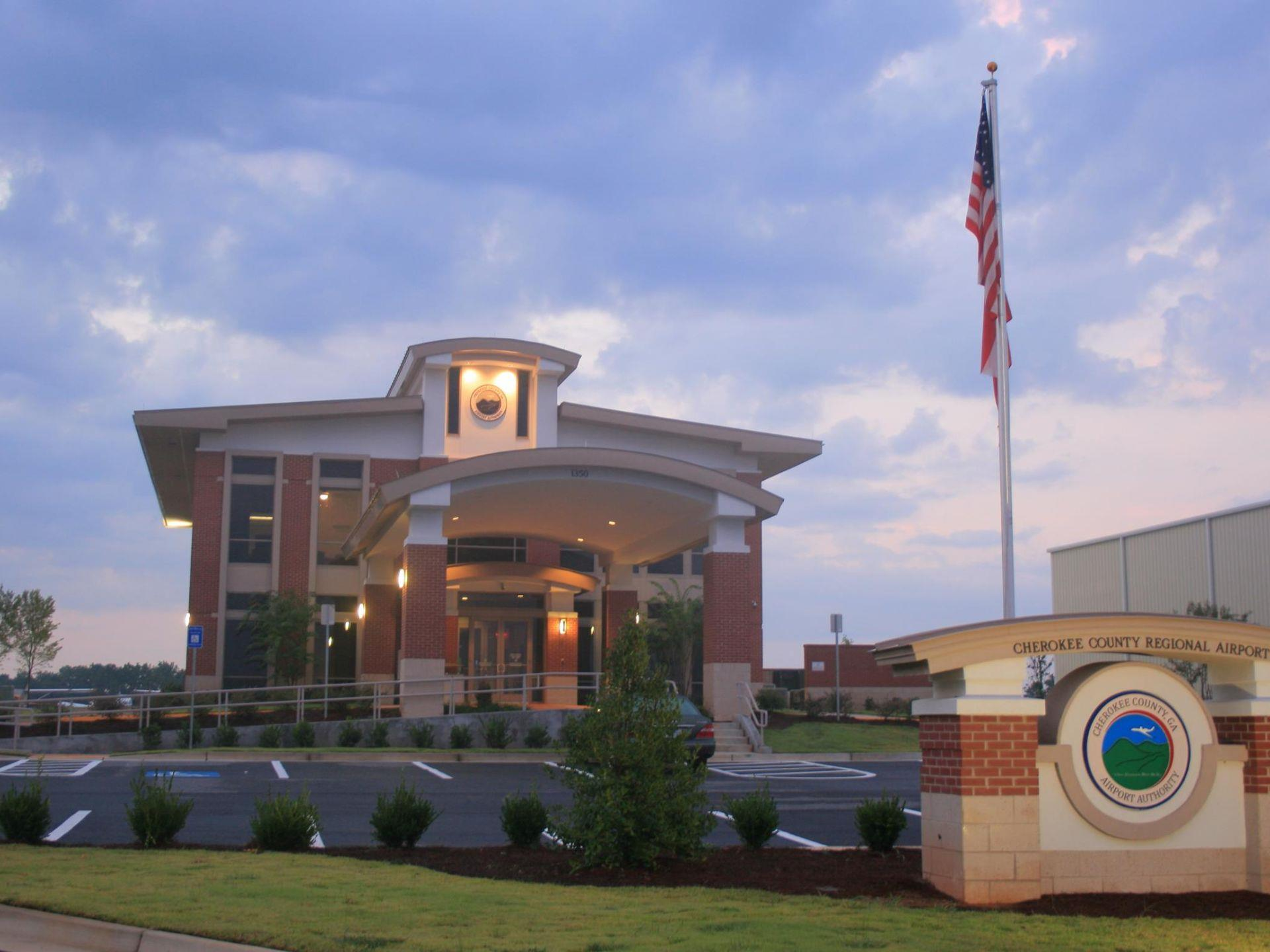 Cherokee County Airport Terminal