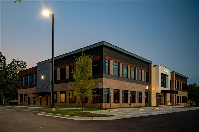 Medical Office Building, 2 story building