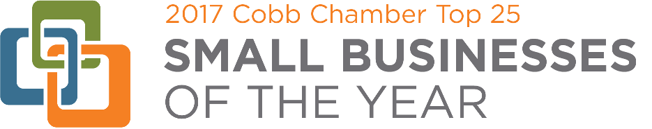 2017 Cobb Chamber Top 25 Small Businesses of the Year