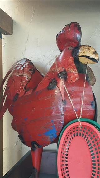 rooster decoration