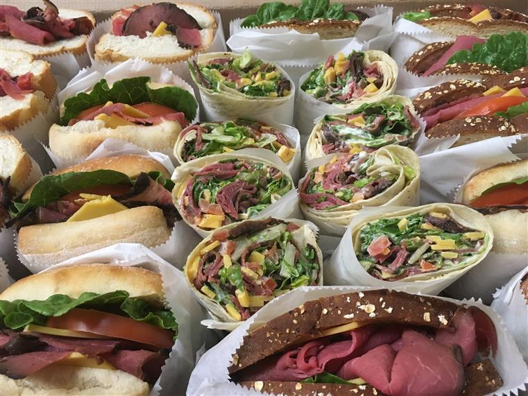 Catering Events - Sandwiches