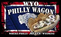 WYO Philly Wagon / Where Philly MEATS Wyoming