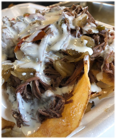 Wyo Philly Nachos