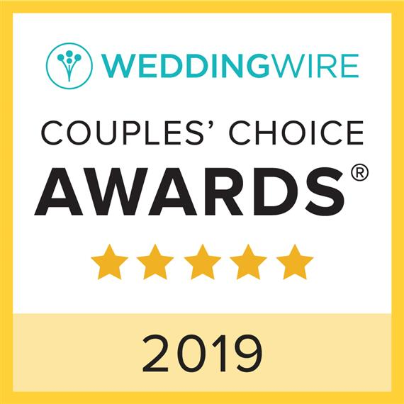 Wedding Wire | Couples Choice Award - 2019