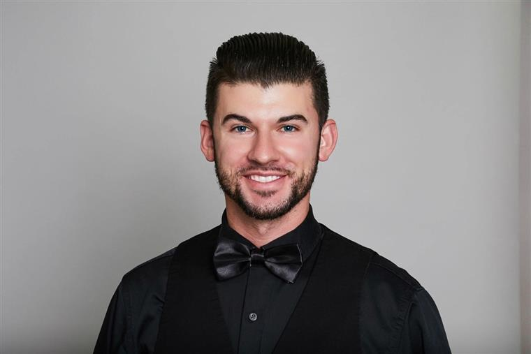 Photo of Sean Rush, Head Event Manager