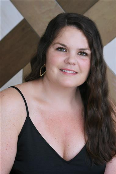 Lindsey Struthers, Director of Finance and Administration