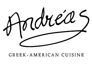 Andreas. Greek-american cuisine