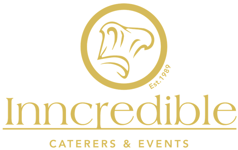 inncredible caterers & events logo