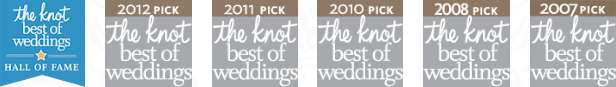 A list of The Knot Awards