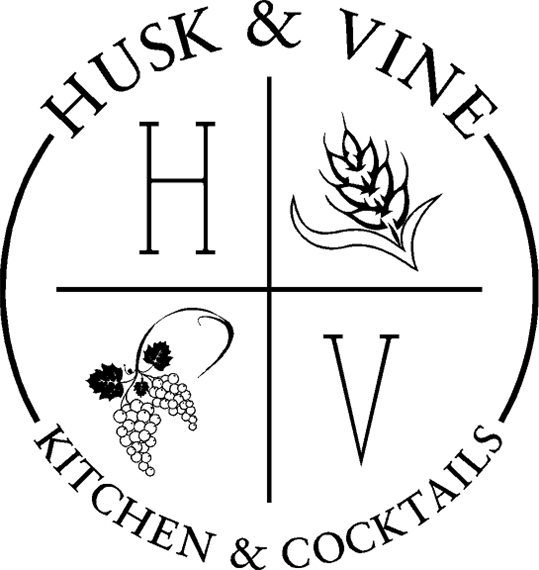 Husk And Vine Logo